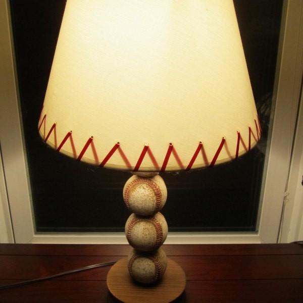 baseball lamp - Baseball Lamp